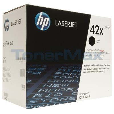 HP LASERJET 4250 4350 TONER BLACK 20K
